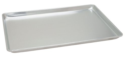 Johnson-Rose 21-3/4 Inch X 15-13/16 Inch X 1 Inch Aluminum  Sheet Pan