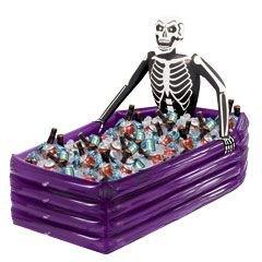 Inflatable Skeleton Cooler ()