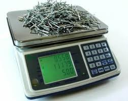 Tree Scales MCT Plus 33 Counting Scale - 33 Lbs X 0.001 Lbs - Rechargeable! With 2 Year Warranty!