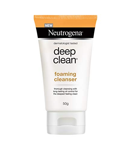 Neutrogena Deep Clean Foaming Cleanser 50gm ()
