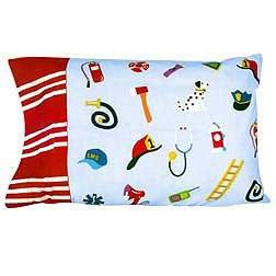 Pillowcase River Dan - (127217) Dan River Heroes Pillowcase - CLOSE OUT PRICING!