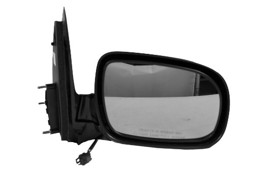 OE Replacement Chevrolet/Oldsmobile/Pontiac Passenger Side Mirror Outside Rear View (Partslink Number GM1321242)