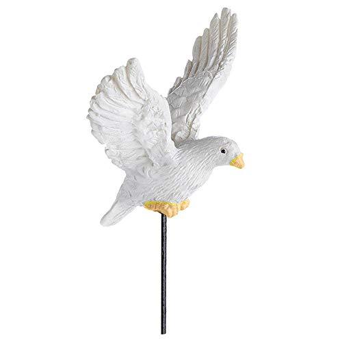 (Dove Pick for Miniature Garden, Fairy)