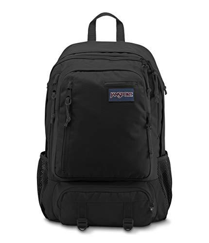(JanSport JS00T45G008 Envoy Laptop Backpack (Black))