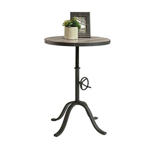 (Sauder 417064 Barrister Lane Pedestal Table, L: 20.236