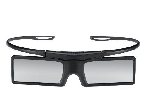 Samsung SSG-4100GB 3D Active Glasses 2012 Models - Black by Samsung