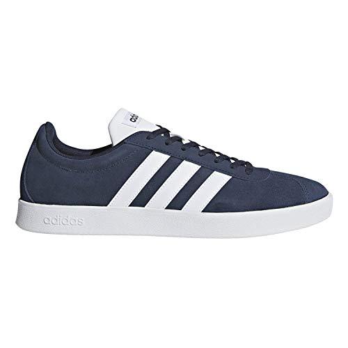 en's VL Court 2.0 Sneaker,  Collegiate Navy/White/White,  10.5 M US ()