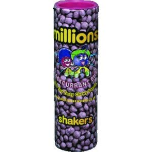 Millions Blackcurrant Shakers (Pack of 12) by Millions