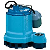 Little Giant 509209 9EN-CIA-RF 4/10 HP Effluent Pump, 1-Pack