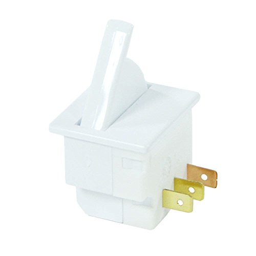 Whirlpool W10656771 Refrigerator Light Switch Genuine Original Equipment Manufacturer (OEM) Part