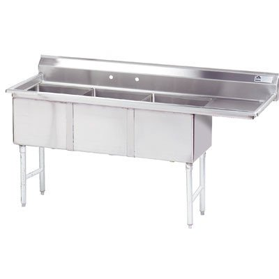 Bowl Scullery Sink (62.5