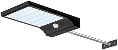 4Pcs Outdoor 36 LED Solar Power PIR Motion Sensor Wall Street Light Garden