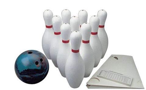 FLAGHOUSE 10 Pin Bowling Set