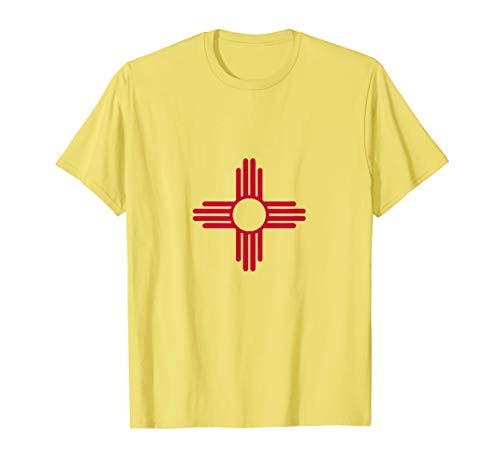 (State of New Mexico Flag TShirt New Mexican Nm Flags Tee T-Shirt)