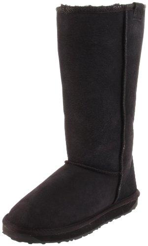 EMU Australia Women's Stinger Hi Water Resistant Boot,Black,9 M US
