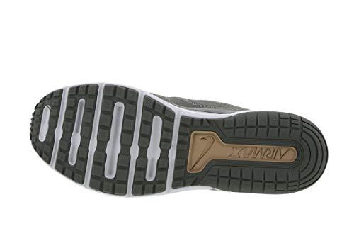 Fury Uomo cobblestone Nike Da Air Scarpe river Max Multicolore Rock 003 Running khaki qwYvAY