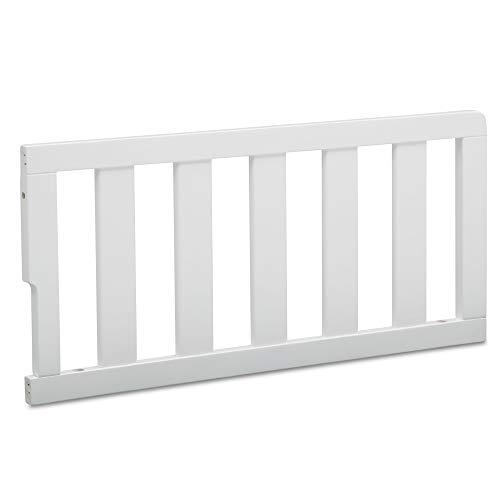Delta Children Delta Children Daybed/Toddler Guardrail Kit #542725, Bianca White