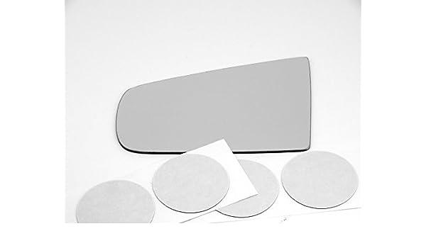 DIM FIT OVER NEW Mirror Glass CADILLAC DEVILLE SEVILLE ELDERADO Driver Side