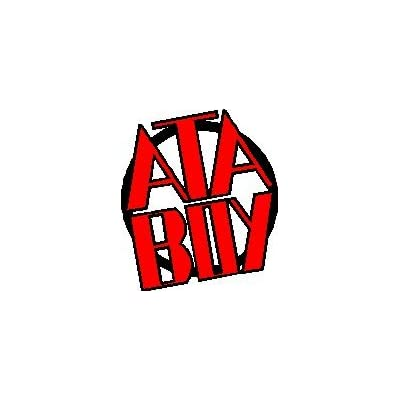 Ata-Boy Marvel Comics Deadpool Logo 4