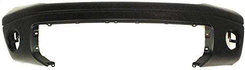 OE Replacement Toyota Tundra Pickup Front Bumper Cover (Partslink Number TO1000332)