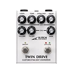 ILITCH ELECTRONICS TWIN DRIVE