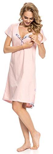 Dn-Nightwear TM.9010 Camisón Sweet Pink
