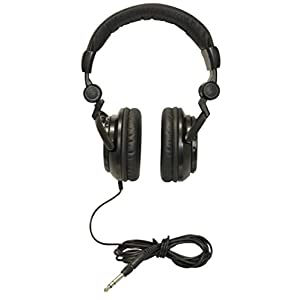 Tascam TH-02 Closed Back Studio Headphones, B...