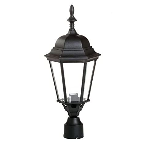 black outdoor lantern lights rustic black westar lighting outdoor lantern light post amazoncom