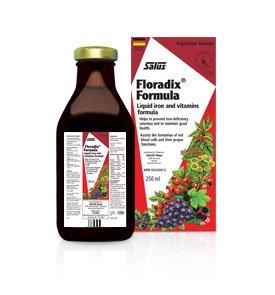 Floradix Formula Iron - Floradix - Floradix Liquid Iron Formula SAL-5707 | 250ml