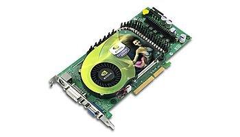 evga 128 A8 N374 RX EVGA nVidia GeForce 6800 XT 128MB DDR AGP Video Card 128 A8 N374 ()