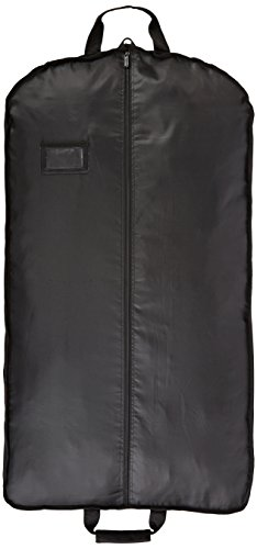 AmazonBasics Travel Garment Bag Black