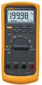 Fluke Corporation 875 Fluke multimeter W/true RMS high pe...