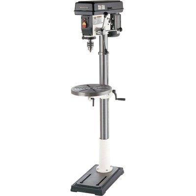 SHOP FOX W1680 1-Horsepower 17-Inch Floor Model Drill Press by Shop Fox