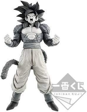 SMSP Super Master Stars Piece Dragonball Super Saiyan 4 Goku figure Banpresto