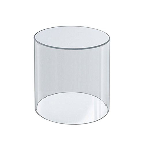 AMKO FRT12 Acrylic Cylinder – Clear 10