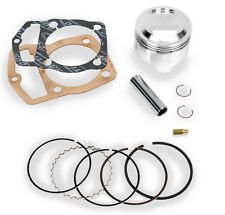 BBR Replacement Parts - Piston Kit - For 88cc FTP Bore Kit - Honda XR/CRF50 2000-Up - (Crf50 Iron)