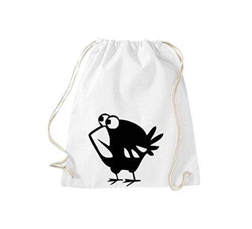 Algodón Blanco Para Bolso Mujer Tela De Shirtstown qBzYt4x