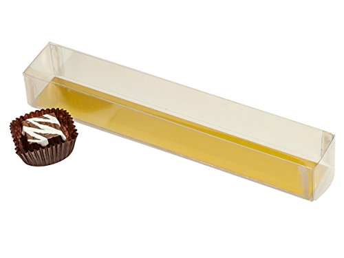 Truffle Favor 2 Box (Pack of 25, 8 x 1.5 x 1.5