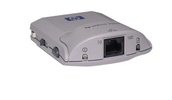 Hewlett Packard Refurbish Jetdirect 200M Print//Server Internet Connector J6039B