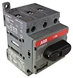 ABB OT80F3 DISCONNECT NON-FUSIBLE SWITCH, 3P, 80A, UL508 by ABB