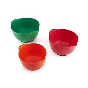 Farberware Classic Plastic Mixing Bowls