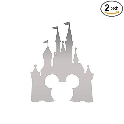 amazon com angdest disney cinderella castle clipart metallic