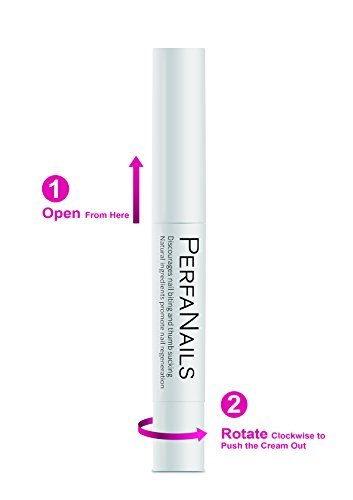 PERFANAILS Stop Nail-Biting, Thumb Sucking Treatment for Kids, Have Healthy, Nice-Looking Nails Again with All Natural Ingredients by PERFANAILS