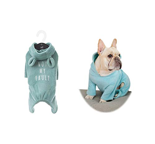 french bulldog hoodies for dogs - 9