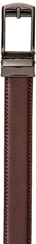 Compra As Seen On TV Unisex Adult Comfort Click Belt, Brown, One Size en Usame