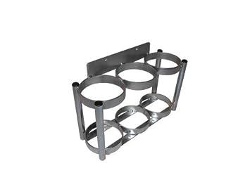Amazon.com: fwf oxígeno perchero de pared Holds 3 (estilo ...
