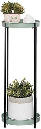 植物スタンド花スタンド ヨーロッパの錬鉄製の多層花スタンドバルコニーフロアリビングルーム屋内着陸