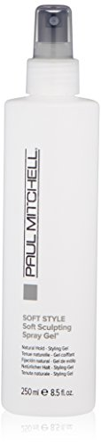 Hair Sculpting Lotion - Paul Mitchell Soft Sculpting Spray Gel,8.5 Fl Oz