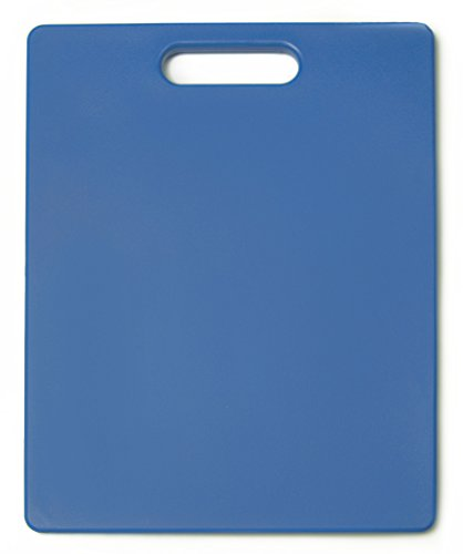 Architec Original Gripper Cutting Board, 11'' by 14'', Periwinkle, Patented Non-Slip Technology and Dishwasher Safe Cutting Board by Architec