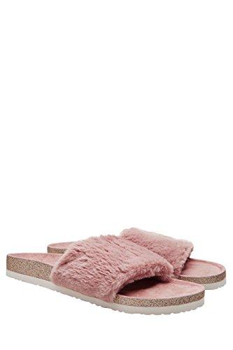 Arrossata Pantofole Il Donna pelliccia Prossima Di Eco Regolare a0a8q6r